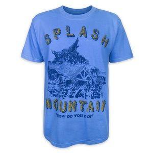 Splash Mountain Disney T-shirt